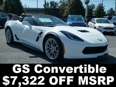 $75008 • Buy 2019 Chevrolet Corvette Grand Sport Convertible 2LT...$7,322 Off MSRP 2019 Chevrolet Corvette Grand Sport Convertible 2LT...$7,322 Off MSRP