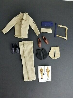 $ CDN74.95 • Buy Vintage Ken Doll Clothes Outfit Army Air Force 1963 Barbie  #797