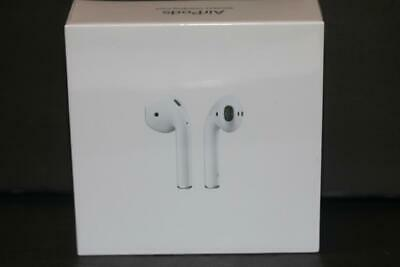 $ CDN246.79 • Buy Apple Airpods 2nd Generation With Wireless Charging Case MRXJ2AM/A NEW SEALED