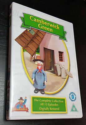 £3.99 • Buy Camberwick Green: The Complete Collection (DVD)