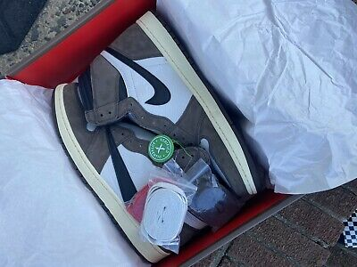 $850 • Buy Jordan 1 Travis Scott Size 13