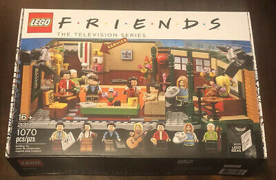 $124.99 • Buy Lego Friends Tv Show Central Perk Set 21319 Brand New Sealed Fast Free Shipping