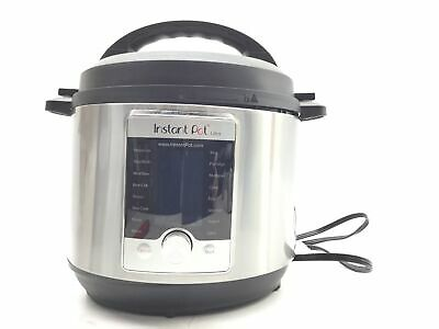 $100.71 • Buy Instant Pot Ultra 10-in-1 Electric Pressure Cooker, Slow Cooker, Rice Cooker, St