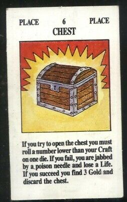 £2 • Buy Chest For Dungeon Expansion Talisman 2nd Edition By Games Workshop