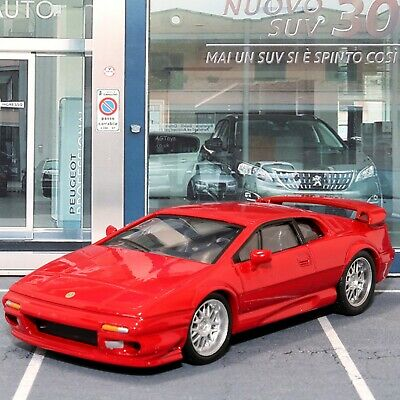 $ CDN17.27 • Buy Lotus Esprit V8 Red 1:43 Scale Diecast Detailed Model Car Collectable Deagostini