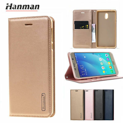 AU15 • Buy Nokia 3 /5/ 6.1 /7 Plus/ X6 6.1 Plus Case Cover Magnetic Flip PU Leather Wallet