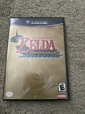 $42.50 • Buy The Ledgend Of Zelda Windwaker For GameCube CIB