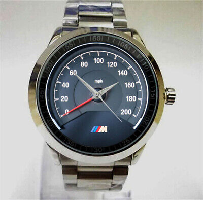$15 • Buy 2016 BMW M4 GTS Coupe Blue Speedometer Accessories Watch
