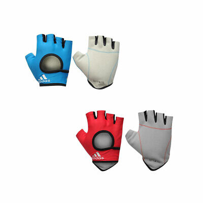 £11.99 • Buy Adidas Gloves Womens Climalite Essential Sports Weight Training Brand New