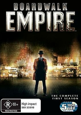 AU19.99 • Buy Boardwalk Empire : The Complete First Season : 5 Disc : NEW DVD