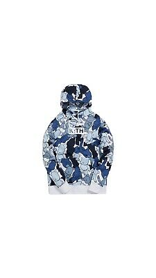 $180 • Buy Kith Bearbrick Hoodie Kid Size 12 Super Rare New Ready To Ship