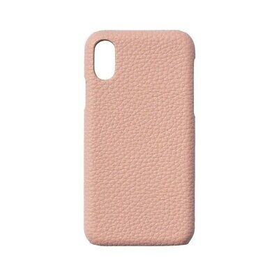 £20 • Buy ABBOTT LYON Blush Pink Pebbled Faux Leather Personalised Phone Case Iphone X/XS