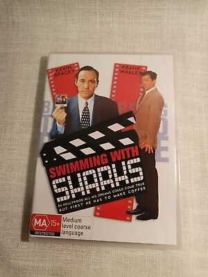 AU10 • Buy Swimming With Sharks - Kevin Spacey - Frank Whaley