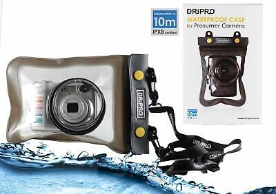 AU55.07 • Buy Navitech Waterproof Case For Panasonic Lumix DMC-FT30EB-D NEW