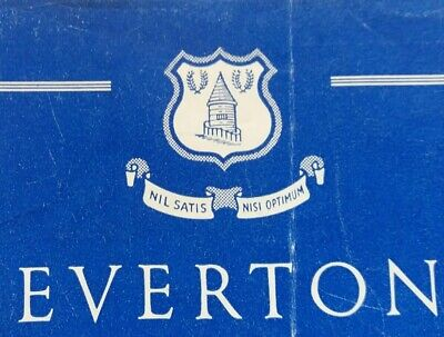£0.99 • Buy Everton (Homes) Official Match Programmes (Various Competitions) 1960's - 1990's