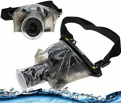 AU95.35 • Buy Navitech Waterproof Case For PANASONIC Lumix FZ300    NEW
