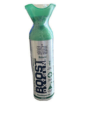 Oxygen Canister (personal) 95% Pure • 29£