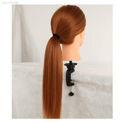 $4.32 • Buy 292E Doll Hairdressing Metal Mannequin Training Head Stand Holder Head Clamp
