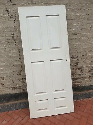 Wooden Interior Doors X 10 Job Lot  • 80£