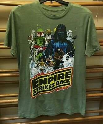 $10 • Buy STAR WARS: EMPIRE STRIKES BACK Size S T-Shirt