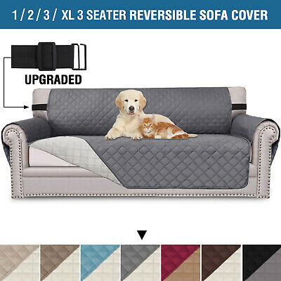 AU26.95 • Buy Sofa Cover Couch Cover Sofa Protector Sofa Slip Cover Reversible Non Slip Cover