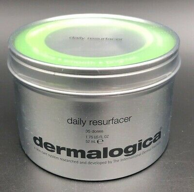 £49.97 • Buy Dermalogica Daily Resurfacer 35 Pouches 1.75Oz New