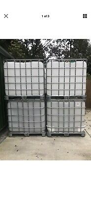 IBC TANK, CONTAINER,1000lt • 60£