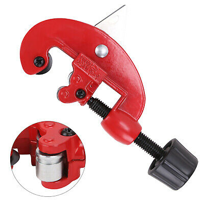 Pipe Cutter For Cutting Plumbing Pipe/ Copper Aluminium Plastic Pvc 3-28mm • 4.99£