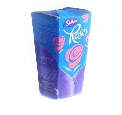 £4.35 • Buy Miniature Dolls House Accessories Cadbury Roses Box Of Chocolates 1:12th Scale