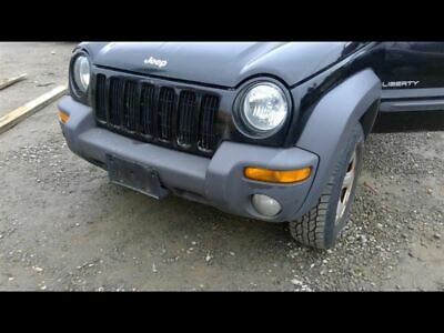 $100 • Buy Front Bumper Textured Finish Fits 02-04 LIBERTY 664718
