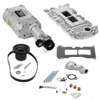 $2895.36 • Buy Weiand Supercharger 6502-1; 142 For Chevy 262-400 SBC