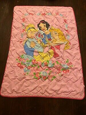 £10.13 • Buy DISNEY PRINCESS  BLANKET 52 X 37 Inches Approx.