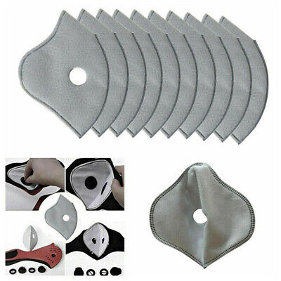 $ CDN11.13 • Buy 50pcs 5-Layer PM2.5 Replaceable Protective Filter Activated Carbon Filter Pads
