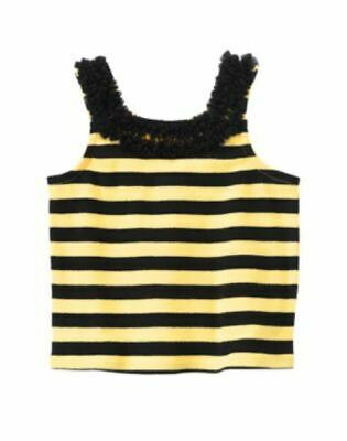 $9.99 • Buy NWT Gymboree Bee Chic Tank Top UPICK Size 2T 4T