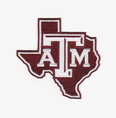 $9.95 • Buy Texas A&m University Football Team Logo Jersey Patch
