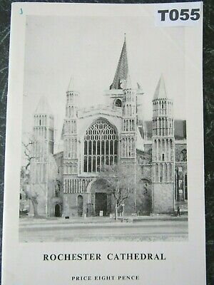 Vintage GUIDE,  The Story Of ROCHESTER CATHEDRAL  ,Kent, 28 Pages, Mid 1970s? • 2£
