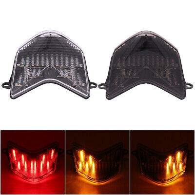 $31.99 • Buy Tail Light Brake Light For Kawasaki Ninja ZX-6R Z750S 2005-2006 ZX-10R 2006-2007