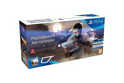 View Details Sony PlayStation VR PSVR Aim Controller And Farpoint Bundle • 92.00$