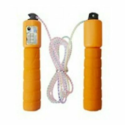 £7.99 • Buy Orange Kids Skipping Rope With Counter Children Exercise,Fitness Activity