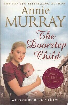 The Doorstep Child - Annie Murray - Pan - Acceptable - Paperback • 3.50£