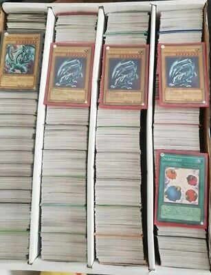 AU5 • Buy YuGiOh! 100 Bulk Cards Pack [10 Rares Or HOLOS] BEST PRICE!