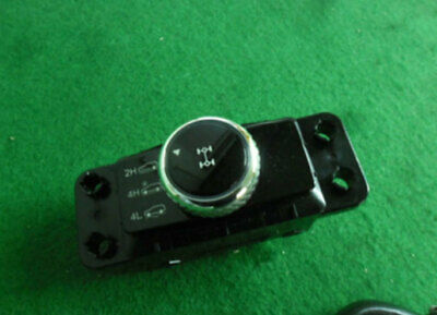 AU117.06 • Buy Part Time 4WD Console Switch For 2018-2020 Ssangyong Musso Sports Musso XLV