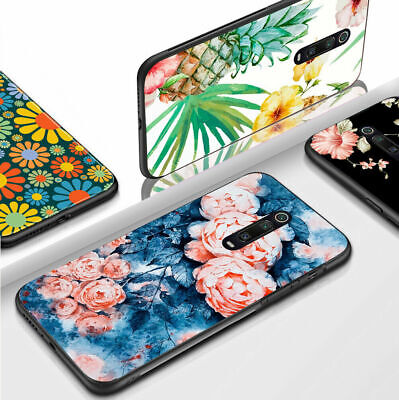 AU13.85 • Buy Nokia 5.1 6.1 Plus /7 Plus/ 7.1/7.2/ 8.1  PC Back Case Cover Flower Design