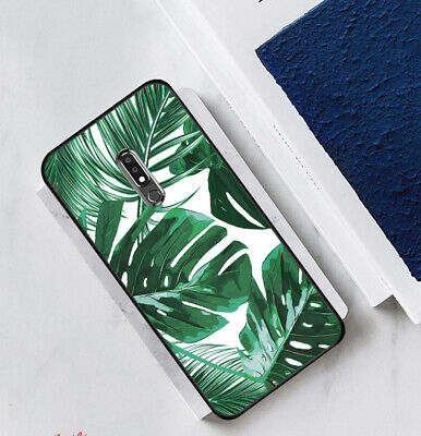 AU13.55 • Buy Nokia 5.1 6.1 Plus /7 Plus/ 7.1/7.2/ 8.1 Soft PC Back Case Cover Leaf Print