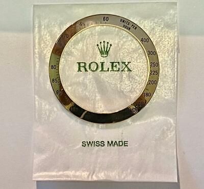 $ CDN6384.58 • Buy Rolex Daytona 16520 Gold Bezel 225 Part