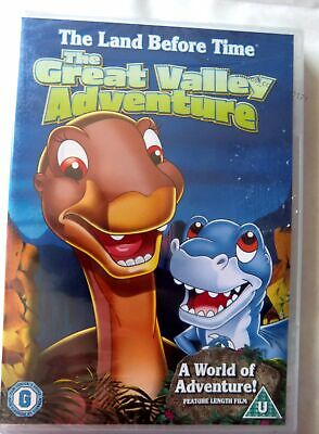 £3.99 • Buy 70171 DVD - The Land Before Time The Great Valley Adventure [NEW / SEALED]  2011