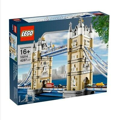 Brand New Sealed Tower Bridge Lego Creator Set 10214 • 320£