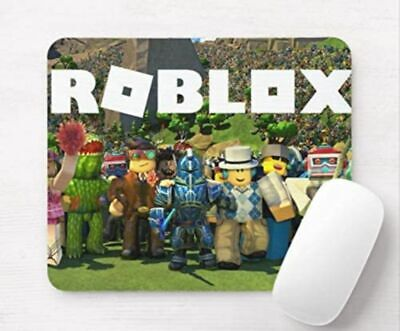 Roblox Game Gaming Laptop Desktop Computer Mouse Mat Pad Rectangular • 5.99£