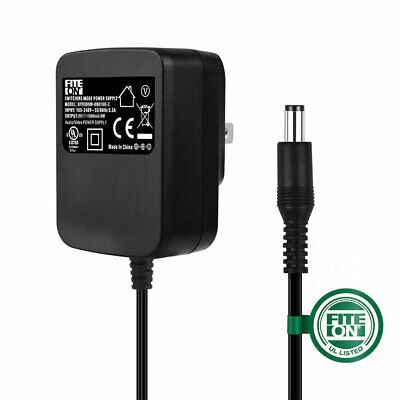 $12.95 • Buy Fite ON 9V AC Adapter Charger For M-Audio Keystation 88es MIDI Controller Power