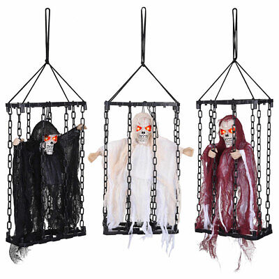 $42.95 • Buy Plastic Skeleton Realistic Zombie Props For Halloween Parties Or Haunted Houses